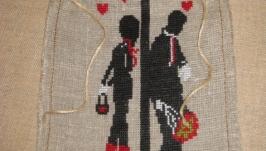 Подарункова торбинка Романтичне побачення