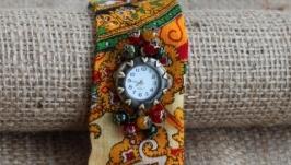 Годинник кольоровий