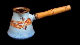 Турка Ріо, декор Крайка блакитна
