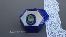 Перстень Сиянье лабрадорита