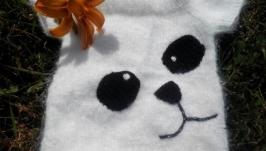 Детская туника Панда