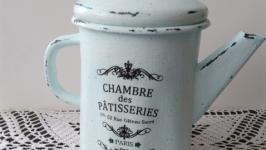 Чайник ′Париж′ арт объект