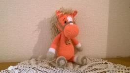 Лошадка ′Рыжик′