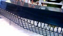 Скамейка параметрическая (Loft)