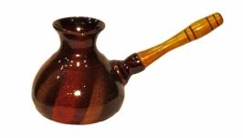 Турка 400 мл. декор Дзиґа