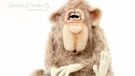 В′язана мавпа