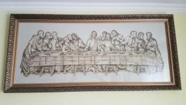 Вишита картина Тайна вечеря
