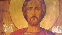 Икона Св. Виктор Воин