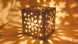 Светильник-ночник ′Снежинки′