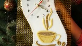 Часы настенные Арт.-57.1 «Чашка кофе»