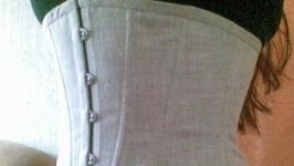 утягивающий корсет под грудь