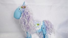 Тильда цирковая лошадка Лилу