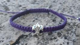 Браслет шамбала Fiorentina