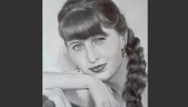 Портрет Вашого друга олівцями з фотографії