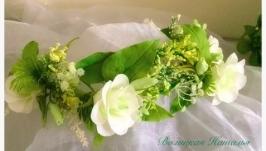 Комплект свадебных украшений