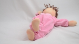 Вальдорфская кукла. Вальдорфська Лялька для малюків.