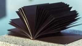 Чорні скетчбуки ′Black is creative′