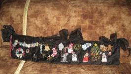 Предметы декора домашнего интерьера с вышивками на заказ