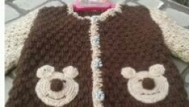 Кофта ′Teddy bear′