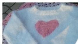 Пуловер ′Крем-брюле′