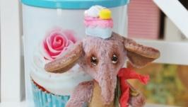 Слоник теддт ′Пироженка′