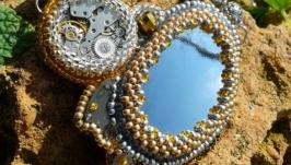 ′Отражение времён′ кулон и браслет