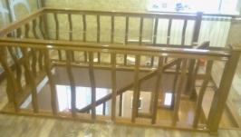 Лестница ручной работы (002)