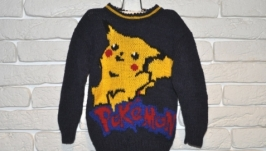 Детский свитер ПОКЕМОН