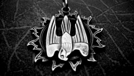 Кулон ′ДОНБАС-1′ (срібло)