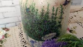Бидон ′Прованские травы′