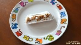 Блюдо Котики