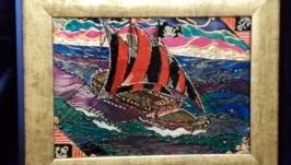 Пиратская галера Роджера