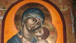 ікона Божа Матір