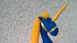 Единорог, мягкая игрушка