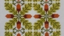 вышиванка ′ Дубки′