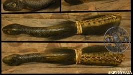Колотушка для шаманского бубна.