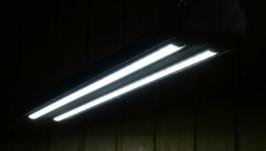 Светильник ЛАТА светодиодный на тросовом подвесе