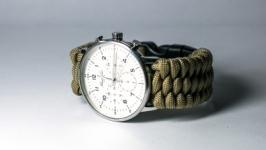Браслет для годинника з паракорду