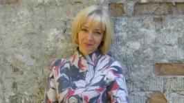 Жакет валяный ′Вальс цветов′