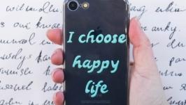 Чехол ′Happy life′