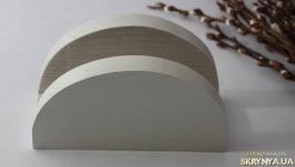 салфетниця деревянна
