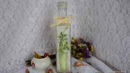 Бутылочка для масла Душистые травы