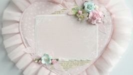 Фоторамка ′Рожева ніжність′