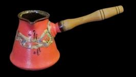 Турка Ріо, декор ′Крайка′ рожева