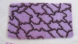 Чехол для телефона ′Фиолетовая бирюза′