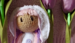 Кукла Зайчик