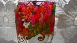 Ваза ′Праздничные цветы′