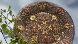 Интерьерная тарелка ′Лада′
