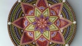 тарілка декоративна Весняний розмай