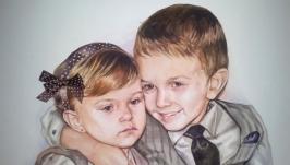 Дитячий портрет